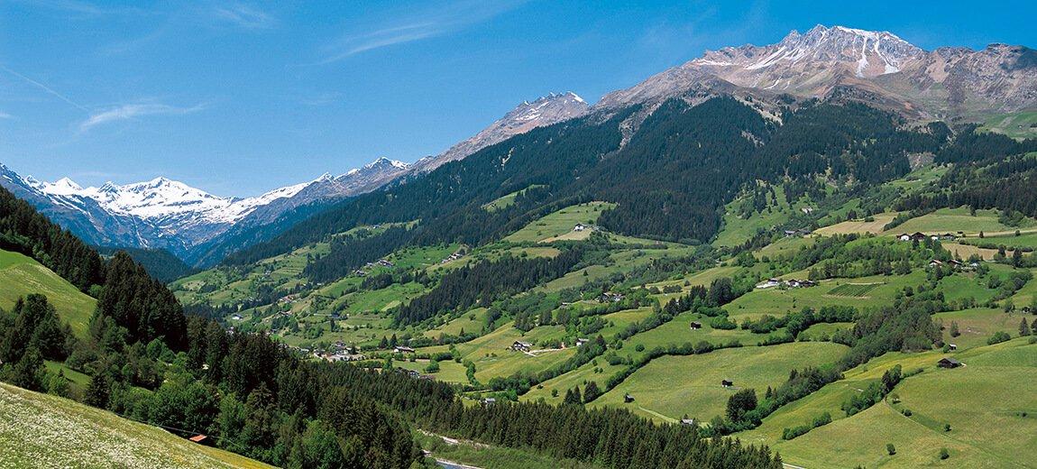 Traumhafte Lage in der Ferienregion Eisacktal in Südtirol